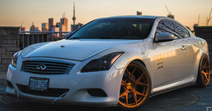 2011 Infiniti G37 Coupe >> 2008-2013 infiniti g37 coupe/vert Front Splitter - Ventus Autoworks