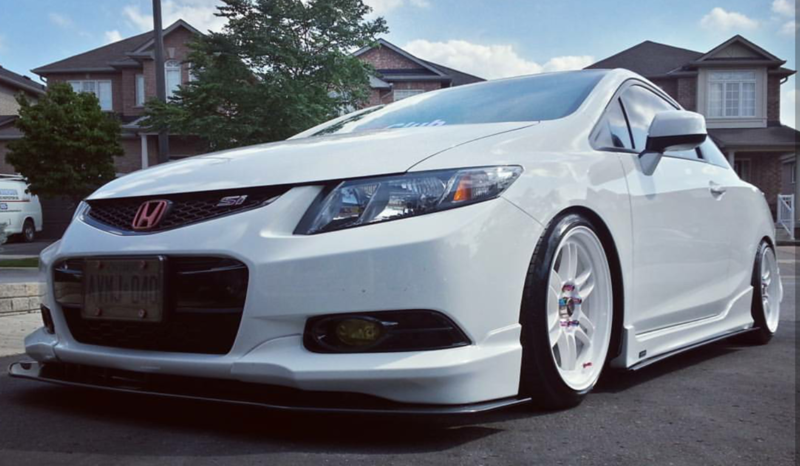 Home Shop 2012 2015 Honda Civic Coupe Side Splitters. SKU: N/A.