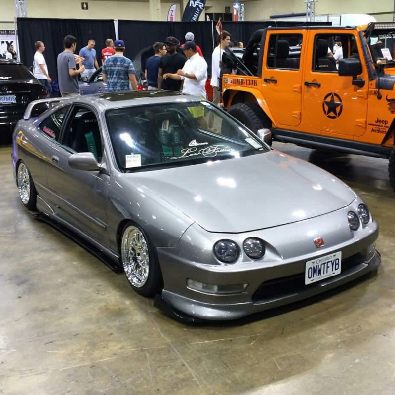 1994-2001 Acura Integra Side Splitters