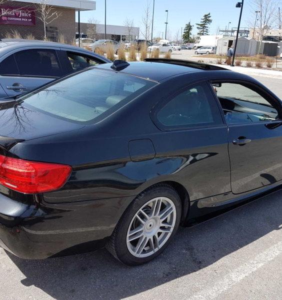 """2007-2012 Bmw 328/335 """"E92/e93"""" Coupe/convertible Side"""