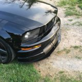 """2005-2009 ford mustang Gt """"cdc classic lip"""" Front Splitter"""