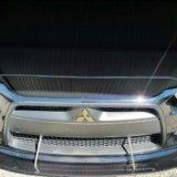 2008-2015 Mitsubishi Lancer/ralliart Front Splitter
