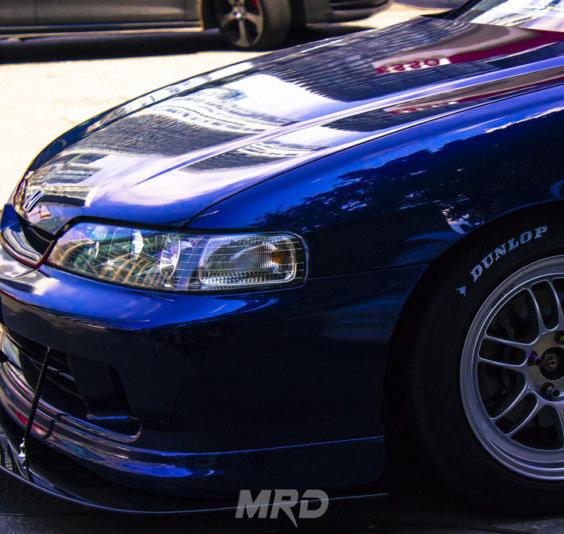 "1994-2001 Acura Integra ""JDM Bumper"" Front Splitter"