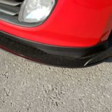 "2010-2012 hyundai genesis coupe ""TC style lip"" Front Splitter"