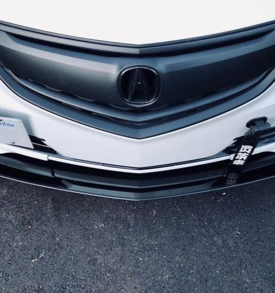 2015-2017 Acura TLX Front Splitter