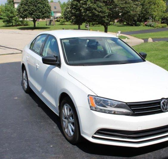 Volkswagen 2015 Jetta: 2015-2018 Volkswagen Jetta (all Models) Side Splitters